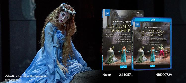 RESPIGHI, O.: Campana sommersa (La) [Opera] (Teatro Lirico di Cagliari, 2016)