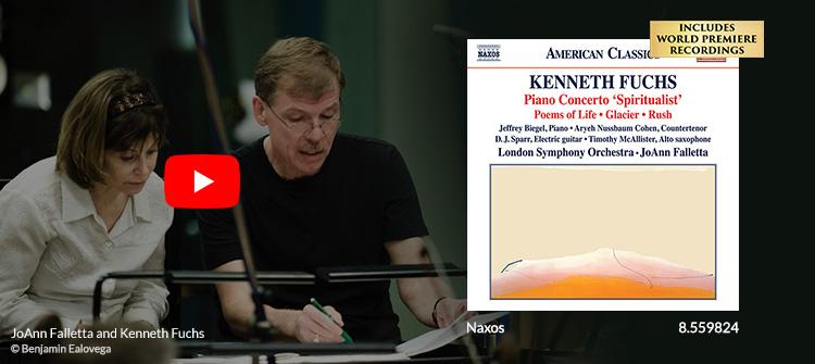 "FUCHS, K.: Piano Concerto, ""Spiritualist"" / Poems of Life / Glacier / Rush"