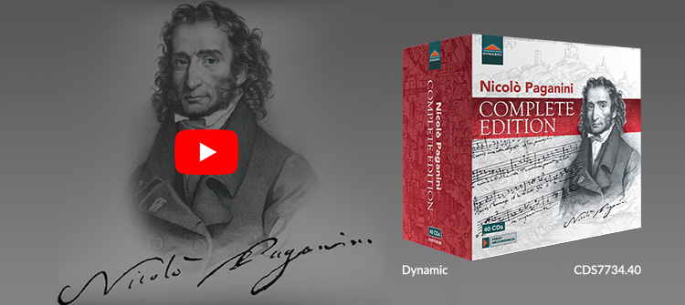 PAGANINI, N.: Complete Edition