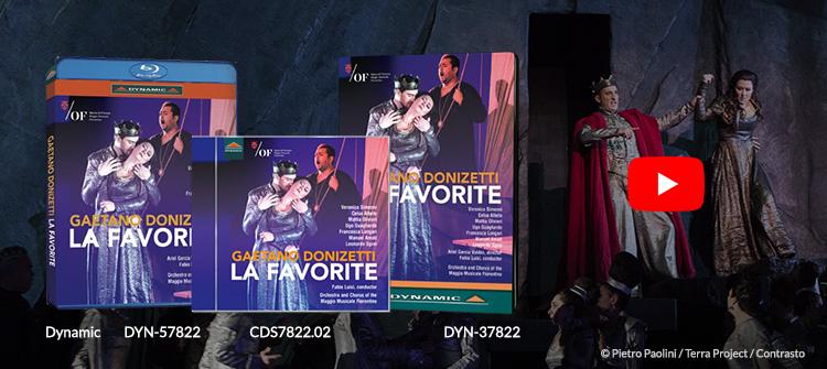 DONIZETTI, G.: Favorite (La) [Opera]